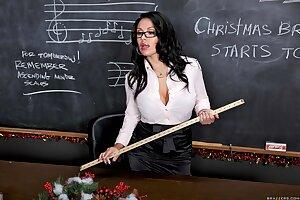Reality sex at classroom