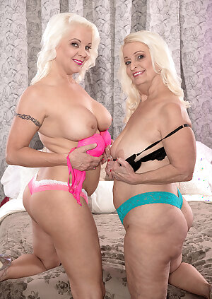 Two real grannies