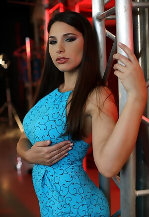 Hungarian pornstar model Zafira