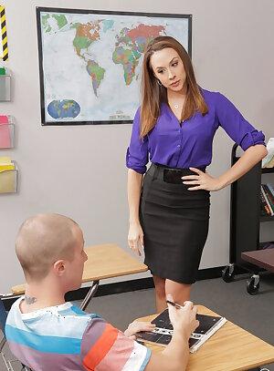 Wicked presents naughty MILF teacher Chanel Preston