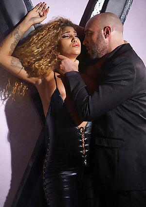 BDSM obsessions - Venezuelan slave Venus Afrodita