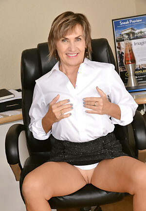 Mature secretary Lillian Tesh