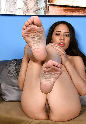 Cute feet